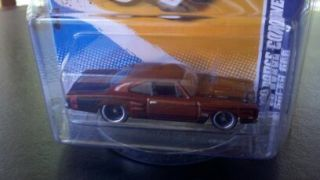 Hot Wheels 69 Dodge Coronet Super Bee Super Treasure Hunt 2012 in