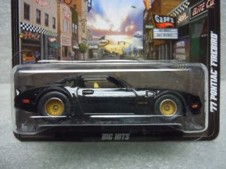 Hot Wheels Boulevard Series Black 77 Pontiac Firebird New Release