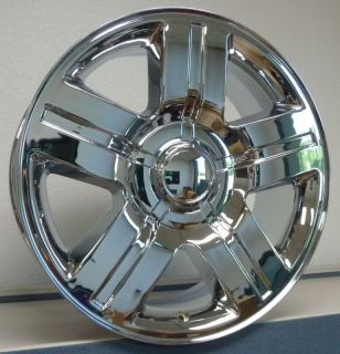 Silverado Texas Special Tires Chrome Wheels Rims Set Package