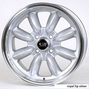 Rota RB 17x7 5 4x114 3 ET4 73 1 Royal Silver Wheels