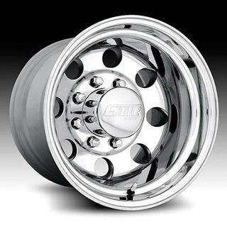 American Eagle Style 0589 19 5 Chevy Dually 6 Wheels