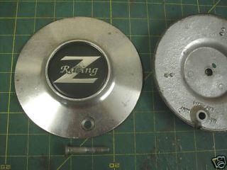 Racing Wheel Center Cap with Screw Lap 0210