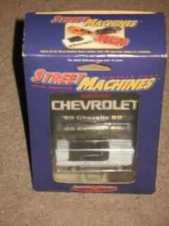 HOT WHEELS STREET MACHINES 69 CHEVELLE SS SPECIAL LIMITED EDITION