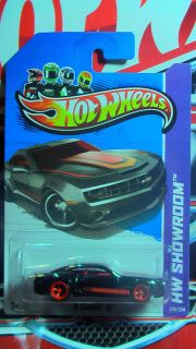HOT WHEELS 2013 10 CHEVY CAMARO SS CUSTOM SUPER REAL RIDERS NEW