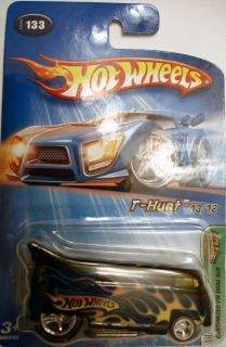Hot Wheels 2005 Treasure Hunt VW Drag Bus
