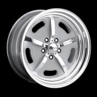 Line Wheels Sundance Series Boulevard Silver Wheel 18x8 5x4.75 BC