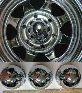 Bullet Center Caps Wheels for Dodge Ford Pickup 5x5 5 6 Lug Truck 4