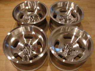 Appliance Slot Custom Mag Wheels Rims 5x4 75 Chevy 5 Lug Ansen