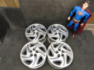 Cirrus Wheels 95 96 97 98 Factory Stock OE Alloy Dodge Stratus Rims