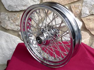 16x3 5 80 Spoke Front Wheel for Harley Softail 84 99