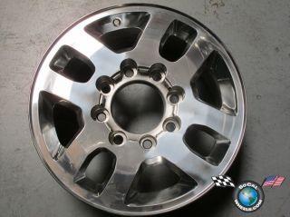 One 2012 Chevy GMC HD2500 HD 2500 Factory 18 Forged Wheel Rim 5502