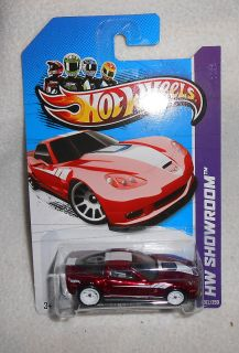 Hot Wheels SUPER TREASURE HUNT TH 2013 Metallic Maroon Flake Paint