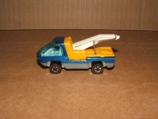 Hot Wheels Redline Heavyweights Tow Truck 1969