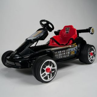 Volt Ride on Go Kart Car Electric Power Wheels Battery Go Cart