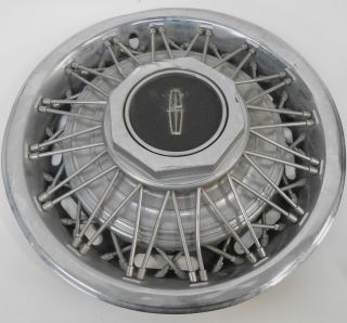 Car Continental Wire Wheel Hubcap Hub Center Cap 80 89 Cover