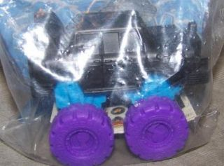 1995 Wendys Kids Meal Toy Mega Wheels