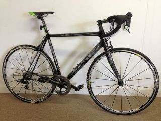 2012 Cannondale SuperSix Evo 2 SRAM Red Carbon Race Road Bike Bicycle