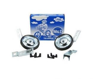 Bicycle Training Wheels 16 to 20 inch Wheels 1 1 4in Rear Frame