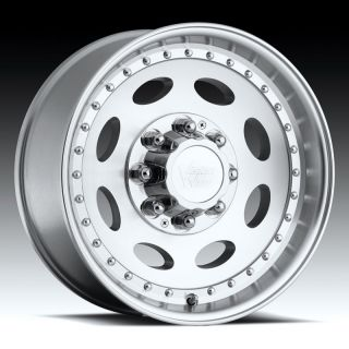 19 5 Vision 81 Machined Wheels Tires Dodge 2500 3500