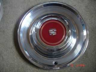 1980 80 1981 81 Cadillac DeVille Hubcap Wheel Cover 15