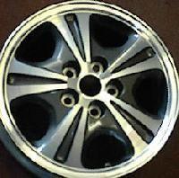 Factory Alloy Wheel Mitsubishi galant 99 03 16  65768