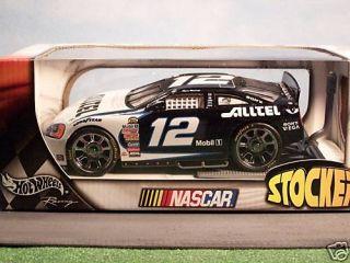 Hot Wheels Diecast NASCAR Stockerz Ryan Newman 1 24