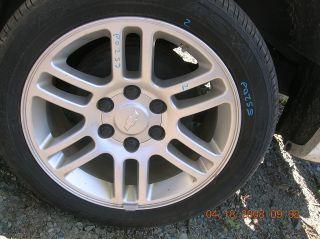 05 06 07 08 Chevy Colorado Wheel 18x8 Opt N87