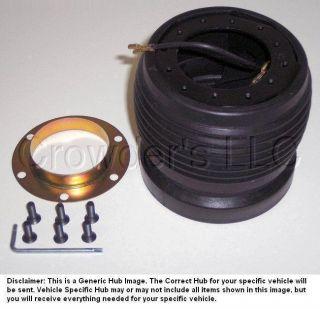 Nardi Steering Wheel Hub Kit Volkswagen VW Jetta 89