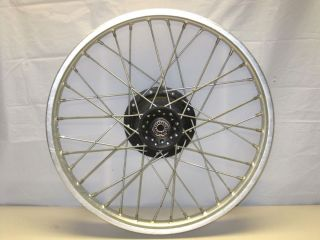 83 84 Yamaha IT490 TT600 TT 600 Front Wheel Rim Hub Did 1 60x21 23x