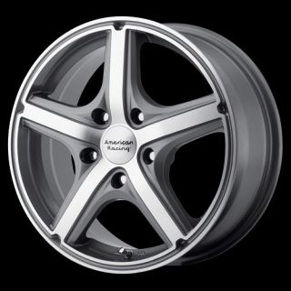 16 inch Anthracite Wheels 5 Lug Rims Camry Corolla New