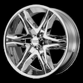 RACING MAINLINE CHROME COLORADO SILVERADO TAHOE SIERRA WHEELS RIMS