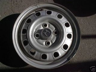 1984 84 85 86 87 Honda Civic Steel Wheel Rim 13
