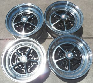 Used 15 in Buick GS Chrome Rally Wheels