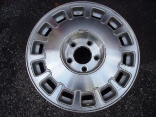 Cadillac DeVille 96 99 Rim Wheel 16 inch Factory Used