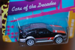 2012 Hot Wheels Toyota AE 86 Corolla Rally Cars of The Decades Hard 2
