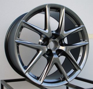 19x8 5 9 5 LFA Style Wheels Rims Fit Lexus IS250 is350 Rwd