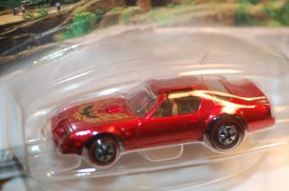 Rare Hot Wheels Hot Bird Pontiac Firebird Lost Cars Of China Only 10
