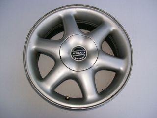 1997 1998 1999 2000 Volvo S70 V70 850 15 inch Rim Factory Wheel