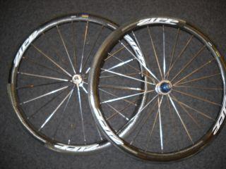 2009 Zipp 303 Carbon fiber Tubular wheels * Shimano/SRAM or Campagnolo