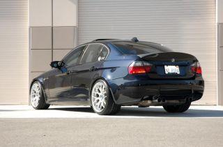 Wheels Silver BMW M3 E90 E92 E93 Concave Staggered 310 Rims