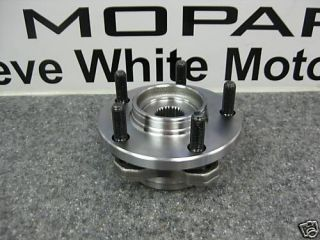 90 91 92 93 Jeep Cherokee Front Wheel Bearing Hub