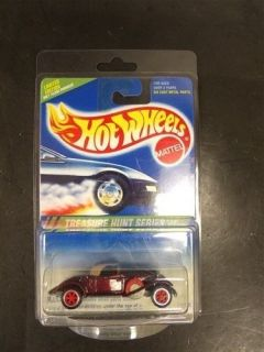 Hot Wheels 1995 Treasure Hunt Series Rolls Royce Phantom II 13356