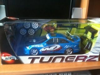 Tunerz Hot Wheels Honda Civic SI Metal Collection 1 18 Wing West 96 00