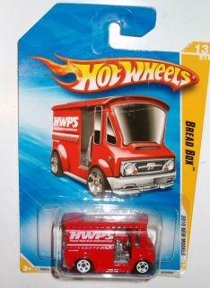 Hot Wheels Bread Box