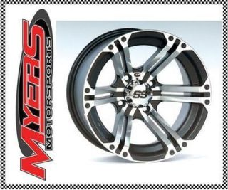 Honda Foreman ITP SS212 Machined Wheels 1998 2013 Straight Axle