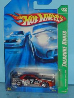 2007 Nissan Skyline Hot Wheels Treasure Hunt 1 64