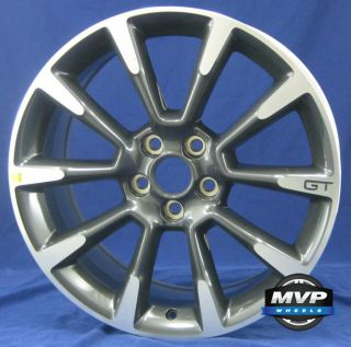 Factory OE 19 Ford Mustang CS Wheel Rim Set 4 3863A