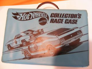 Hot Wheels Collectors Race Case 1975