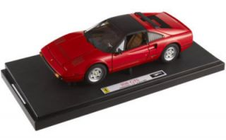 HOT WHEELS ELITE 1 18 FERRARI 308 GTS RED AS USED IN MAGNUM PI TV