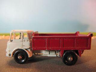 Matchbox Lesney 3B 1961 Bedford Tipper Truck Dump Vehicle Regular